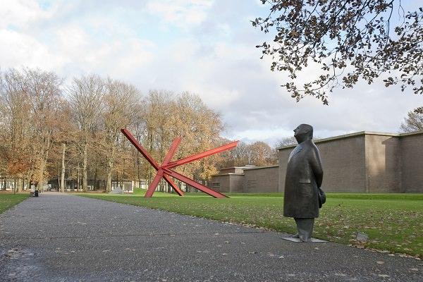 Het Kröller-Müller Museum  Fotograaf: Jannes Linders.