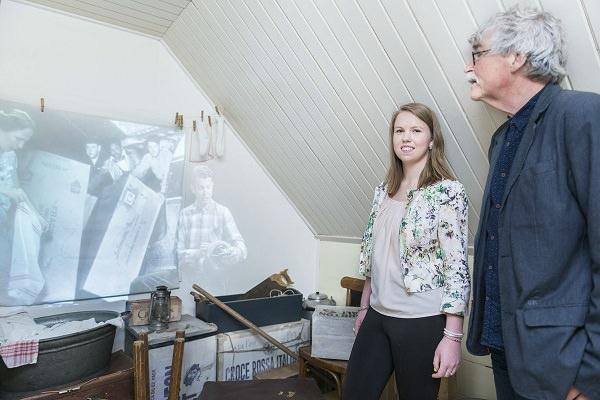 Canonpresentatie Watersnood: Bekijk de Watersnoodwoning en luister naar de verhalen van de oorspronkelijke bewoners.